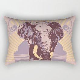 Patience & Wisdom Rectangular Pillow