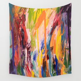 Painters Delight Wall Tapestry