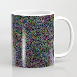 R Experiment 13 - Tree town map (right angle version) Coffee Mug