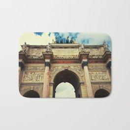 Arc de Triomphe du Carrousel Bath Mat
