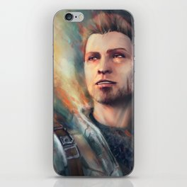 Alistair iPhone Skin