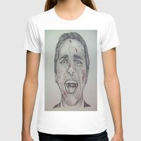 american psycho T-shirts featuring American Psycho by A.H.