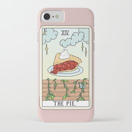 PIE READING iPhone Case