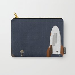 A Clean, Well-Lighted Place Carry-All Pouch