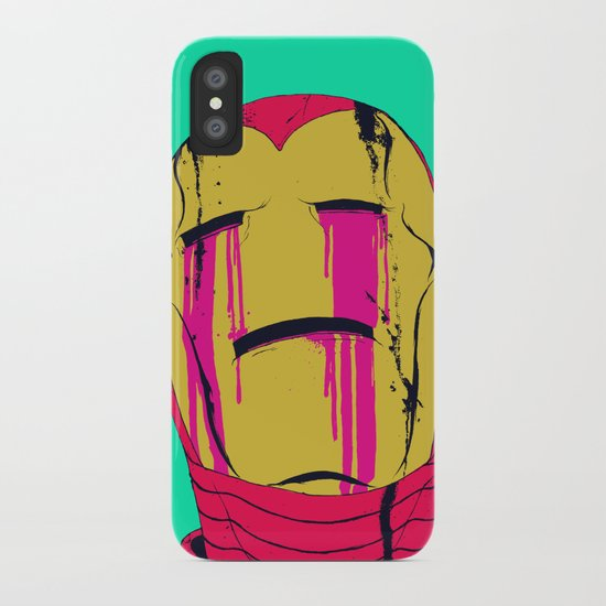 Smack! iPhone Case