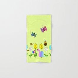Charming Nature Hand & Bath Towel