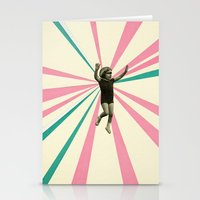 play Stationery Cards featuring Play by Cassia Beck