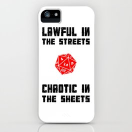 Lawful iPhone Case
