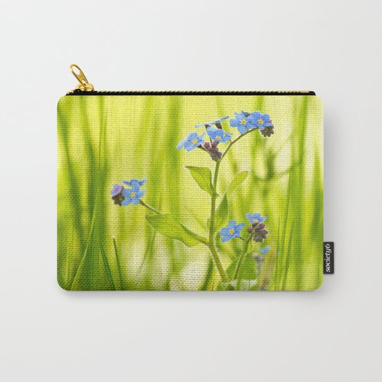 Lovely Morning Meadow Carry-All Pouch