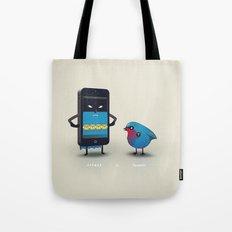 Appman & Tweetin' Tote Bag