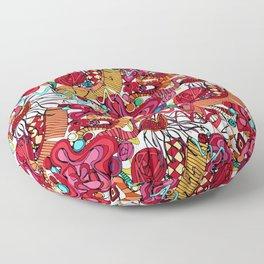 Spanish dance Floor Pillow
