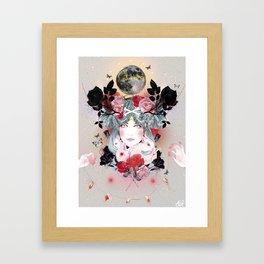 undertaker Framed Art Print