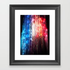 SUPERLUMINAL Framed Art Print