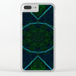 Lost Trip Clear iPhone Case