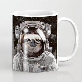 Astronaut Sloth Selfie Coffee Mug