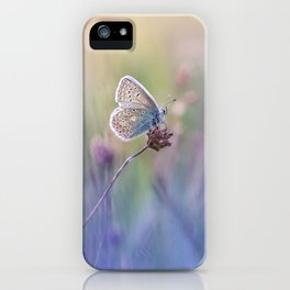 I keep an eye on everything... iPhone Case