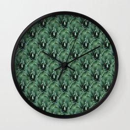 Agave Repeat Play Wall Clock