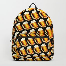 Bier Pattern Backpack