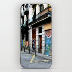 Street Corner iPhone & iPod Skin