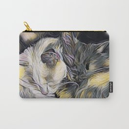"""""""Cat Love"""" Carry-All Pouch"""