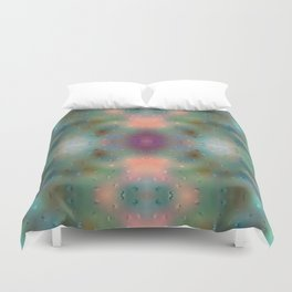 Abstract Dream - Dots Duvet Cover
