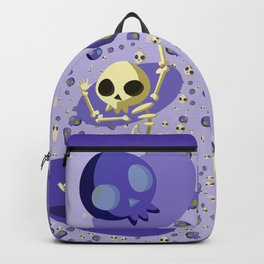 """""""Halloween Party (02)"""" Backpack"""