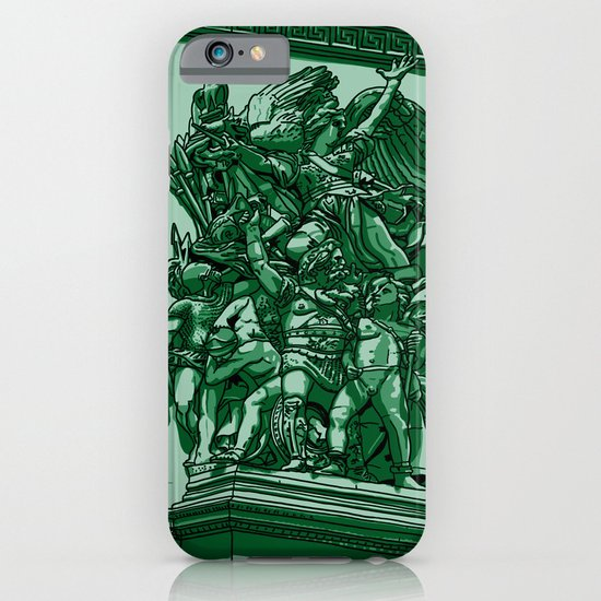 Arc de Triomphe iPhone & iPod Case