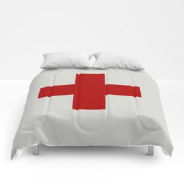 Remember Red Cross Comforters