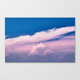 Cloud 08 Canvas Print