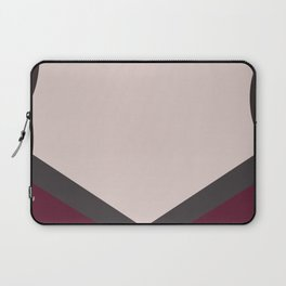 Deanna Troi - Minimalist Star Trek TNG The Next Generation - 1701 D - startrek - Trektangles Laptop Sleeve