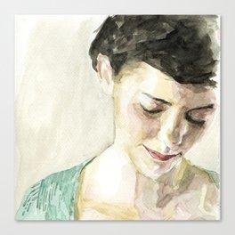 Amelie Poulain  Canvas Print