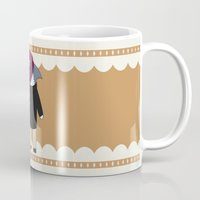 magneto Mugs featuring Call me Magneto by MiusArt