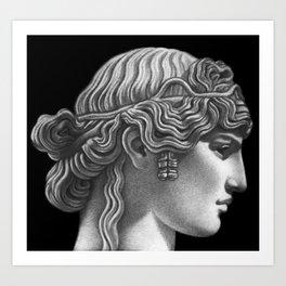 Antinous Art Print