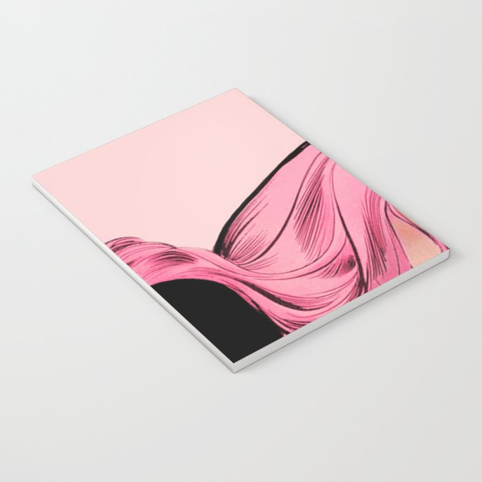 Pink Lady Notebook