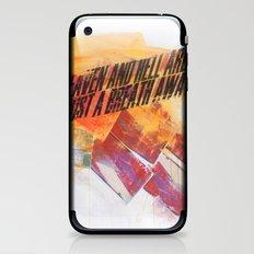 HEAVEN & HELL 2 iPhone & iPod Skin