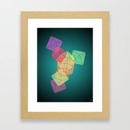 Ambivilance Framed Art Print