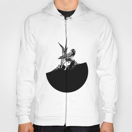 Crows must never win Hoody