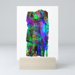 Glowing Poetry Mini Art Print