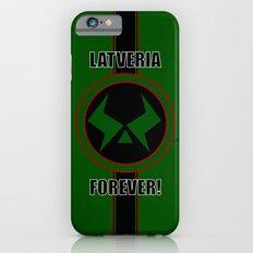 Latveria Forever! Slim Case iPhone 6s