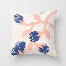 Malorjca Floral Throw Pillow