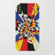 Waking Up Before The Alarm iPhone X Slim Case
