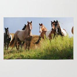 The Wild Bunch-Horses Rug