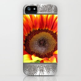 Sunflower from the Color Fashion Mix iPhone Case