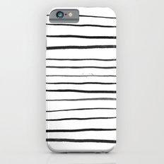 Nordic interior lines iPhone 6s Slim Case