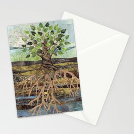 Deep Roots Stationery Cards