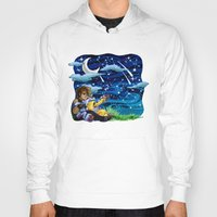 constellations Hoodies featuring constellations by Catus