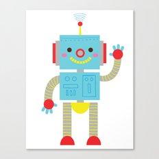 Sending Signals Canvas Print