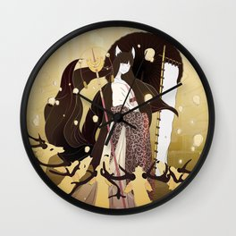 Sunrise at Nara Wall Clock