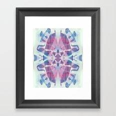 tra Framed Art Print