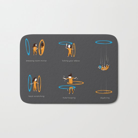 Lesser known uses Bath Mat